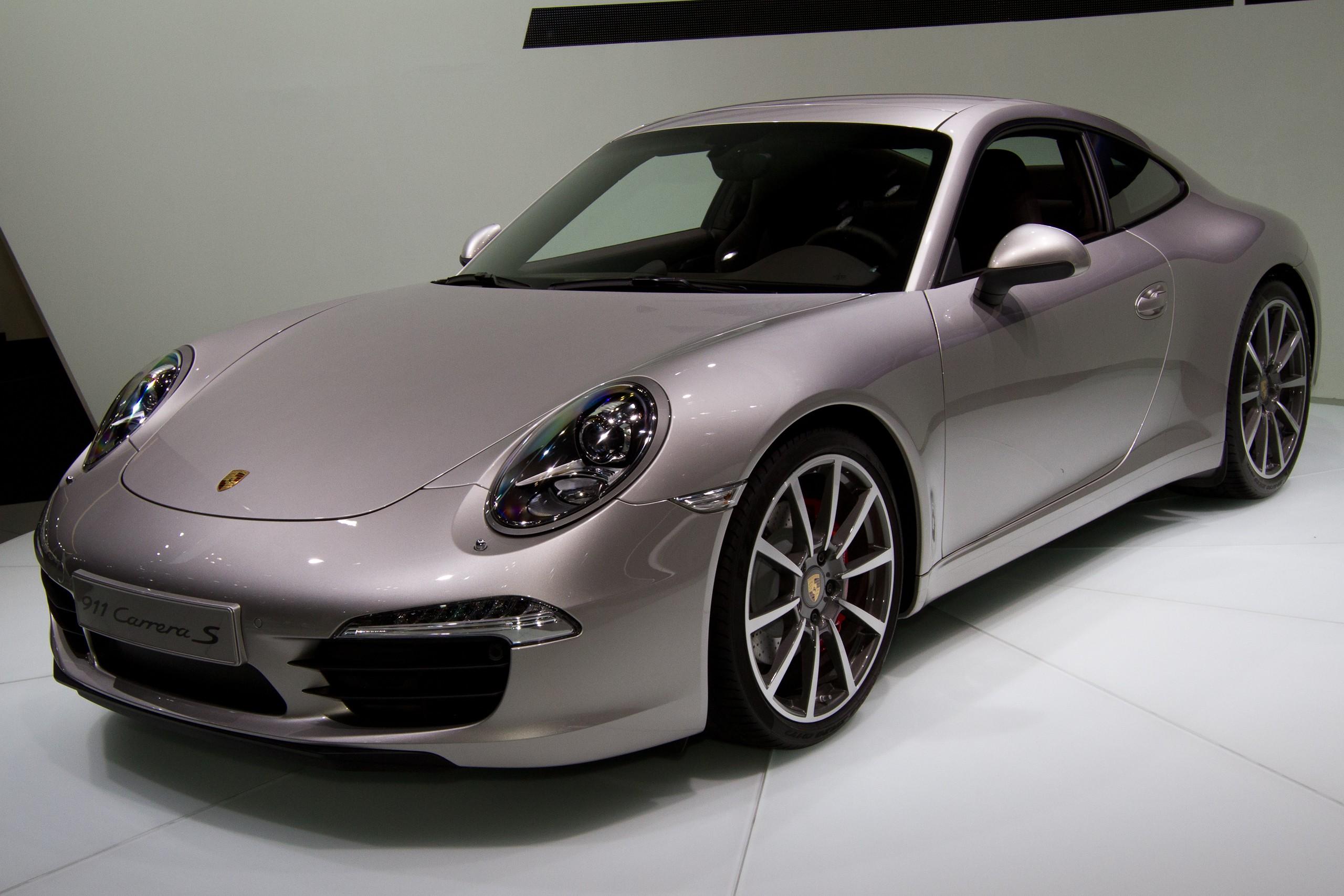RUF:le préparateur de Porsche par excellence.