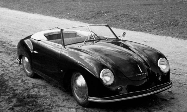 L'héritage de la Porsche 911.