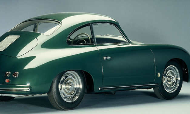 La Première Porsche: la Porsche 356.